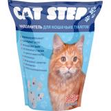 Cat Step наполнитель, силикагель, 3,8 лит.