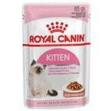 Royal Canin Kitten Instinctive (в соусе), 85 гр.