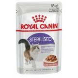 Royal Canin Sterilised (в желе), 85 гр.