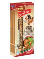 Витапол Smakers для грызунов с орехами, 90 гр.