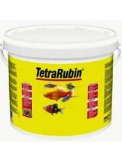 Тетра корм для рыб TetraRubin хлопья 2050 гр., 10 лит.