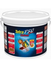 Тетра корм для рыб TetraPRO Color Crisps 2100г, 10 лит.