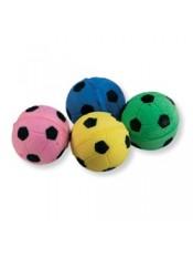 Мяч футбольный, поролоновый
