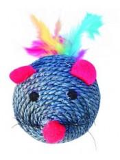 Мяч мышь-когтеточка