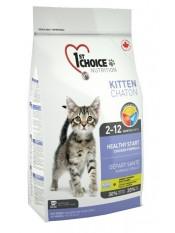 1st Choice для котят, Здоровый старт, цыпленок, 0,97 кг.
