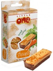 Little One. Бисквиты для декоративных животных с морковью
