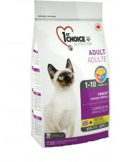 1st Choice Для привередливых кошек с цыпленком, Finicky, 5,44 кг.