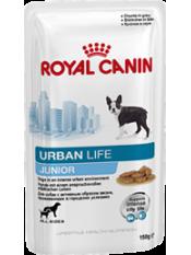 Royal Canin Urban Life Junior Wet, 150 гр.