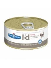 Hill's консервы для кошек  L/D,  156 гр.