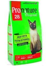 "Pronature 28 для кошек ""Мясо"", 2,72 кг. арт 22558"