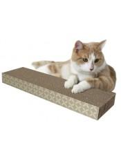 Kitty City Когтеточка доска малая, 4x13x46 см, картон, артикул: 24263.мал