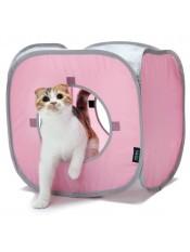 """Kitty City Домик для кошек """"Кубик Рубик"""", 38x38x38 см, арт.23048"""