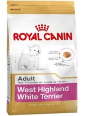 Royal Canin West Highland White Terrier Adult, 1,5 кг.