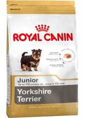 Royal Canin Yorkshire Terrier Junior, 0,5 кг.