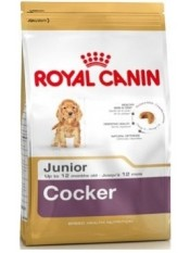 Royal Canin Cocker Junior, 3 кг.