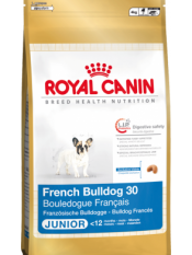 Royal Canin French Bulldog Junior, 10 кг.