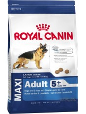 Royal Canin Maxi Adult 5+, 4 кг.