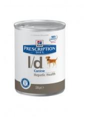 Hill's консервы для собак L/D, 370 гр.