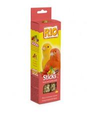 RIO. Палочки для канареек с медом и полезными семенами