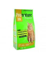 "Pronature 28 для кошек ""Курица"", 2,72 кг.  арт 22460"
