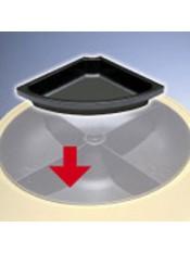 Feedex Адаптер понижающий объем корма для автокормушек PF1-2 (VTA), артикул: 14056