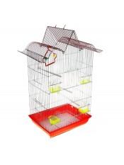 Клетка для птиц 37х28х71 см