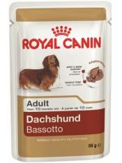 Royal Canin Dachshund Adult (паштет), 12 шт.