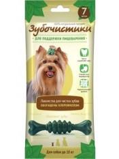 """Зубочистики """"Мятные"""" для собак мелких пород, 7шт"""