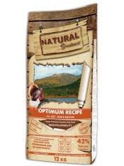 Natural Greatness Optimum Recipe Mini & Medium сухой корм для собак, 12 кг.
