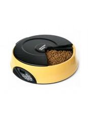 Feedex Автокормушка на 4 кормления для 1-1,2 кг корма, желтая PF2B, артикул: 14047.жел