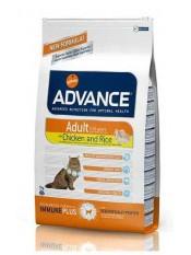 Advance для кошек, курица рис, 1,5 кг.