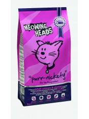 """Barking Heads для взрослых кошек """"Мурлыка""""с лососем, курицей и рисом, 12 кг."""
