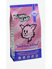 """Barking Heads для котят """"Поразительный котенок"""" с лососем, курицей и рисом, 12 кг."""