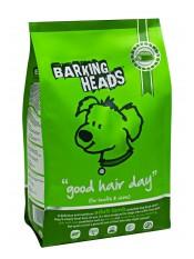 """Barking Heads для собак, имеющих проблемы с шерстью, с ягненком и рисом """"Роскошная шевелюра"""", 12 кг."""