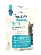 Бош Sanabelle Дентал корм для кошек, 10 кг.