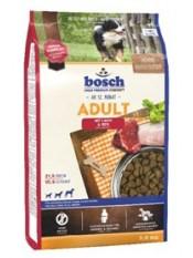 Бош Эдалт Ягненок с Рисом корм для собак, 15 кг.