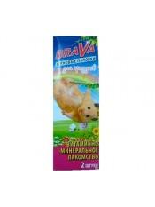 Брава палочки для грызунов, витамины и минералы, 2 шт.