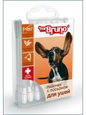 М.Бруно Палочки для ухода за ушами собак, 36 шт МВ05-00440