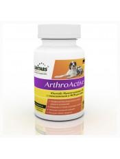 Юнитабс Артроактив для собак при болезни суставов, 100 таб.