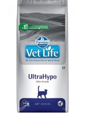 Farmina Vet Life UltraHypo, пищевая непереносимость, 2 кг.
