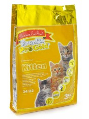 Frank's ProGold lля котят с курицей,  Kitten 34/22, 3 кг. арт. 23289