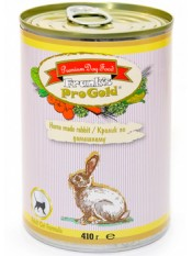 """Frank's ProGold консервы для кошек """"Кролик по-домашнему"""", 410 гр. арт.  24716"""