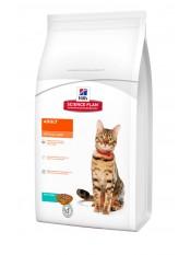 Hill's для взрослых кошек, c тунцом, арт. 4231, 10 кг.