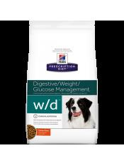 Hill's для собак W/D, 1,5 кг.