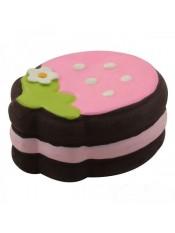 Печенье ягодка, игрушка для собак, латекс sLT-04