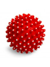 Игрушка Мяч игольчатый винил, 7 см.