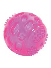 Игрушка хрустящий мяч, термопластичная резина, 5,5 см
