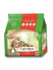 Cat's Best Eko Plus, древесный комкующийся, 10 лит.