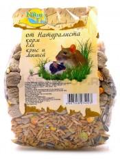 Naturalist Корм для крыс и мышек основной рацион, 450 гр. арт. 32063