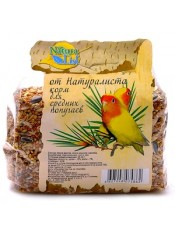 Naturalist Корм для средних попугаев основной рацион, 450 гр. арт. 32066